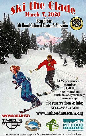 Glade Trail Day flyer