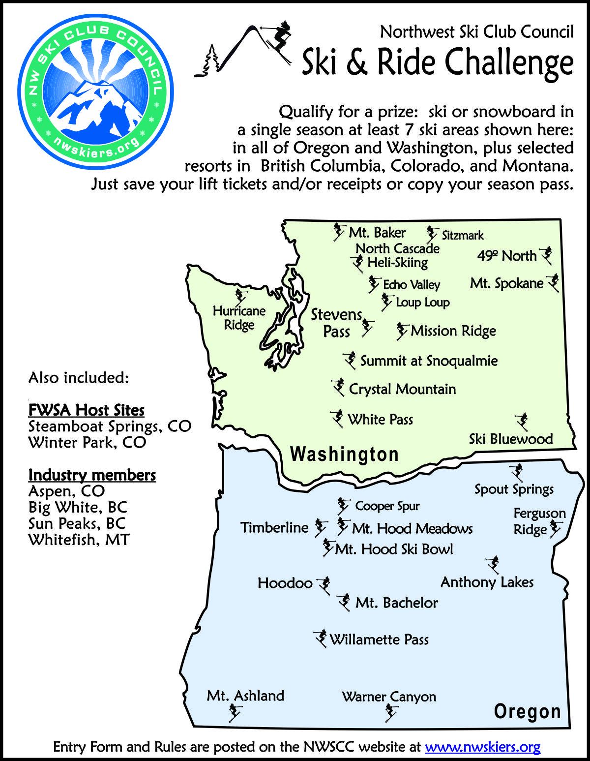 Trips - Mountain Highs Snowsports Club, Portland, Oregon ski club on map of washington state lakes, map of southern idaho and oregon, map of southern washington, map of so, map of oregon washington british columbia, map of seattle and british columbia, map of oregon and washington wine, map of oregon casinos, map of washington state lower,